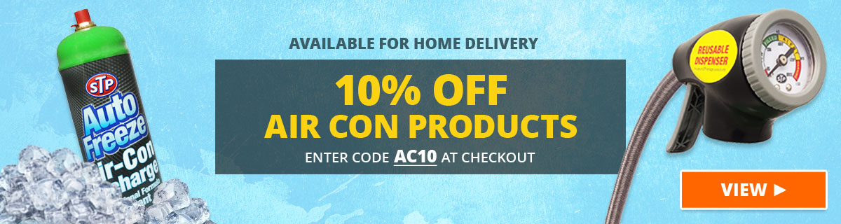 10% Off Air Con Products