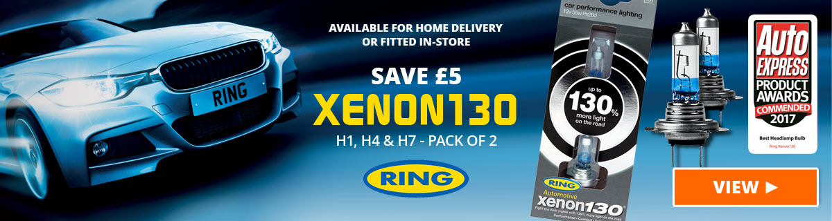 Xenon130 Headlight Bulbs