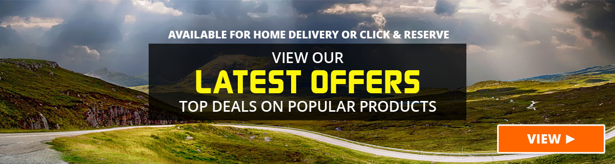 Latest Offers and Top Deals