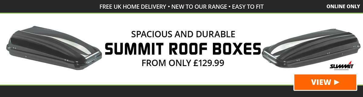 Summit Roof Boxes