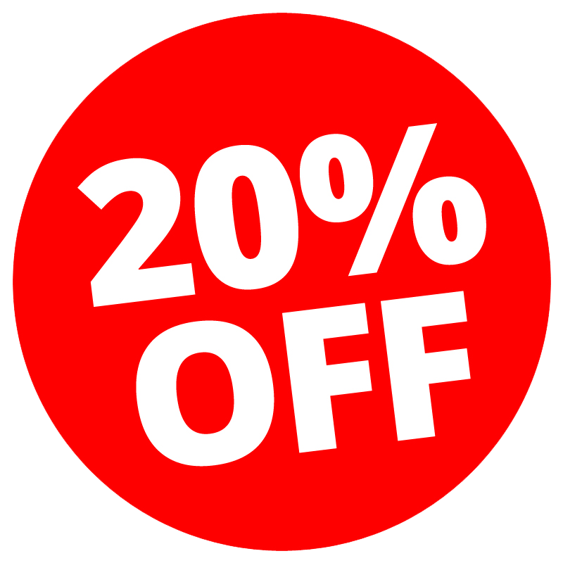 logo for 20% Off Selected Garden and Camping products