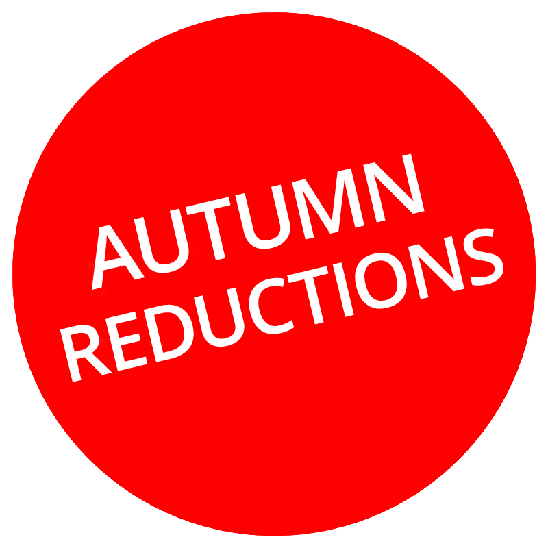 logo for Autumn Reductions