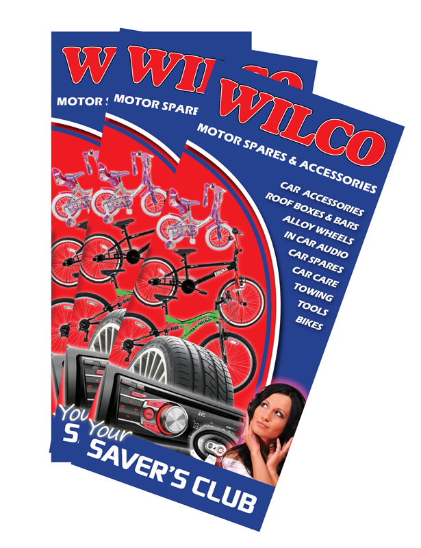 Wilco Savers Club Wallets