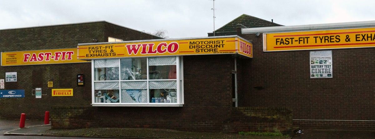 Wilco at Dereham Road, Norwich