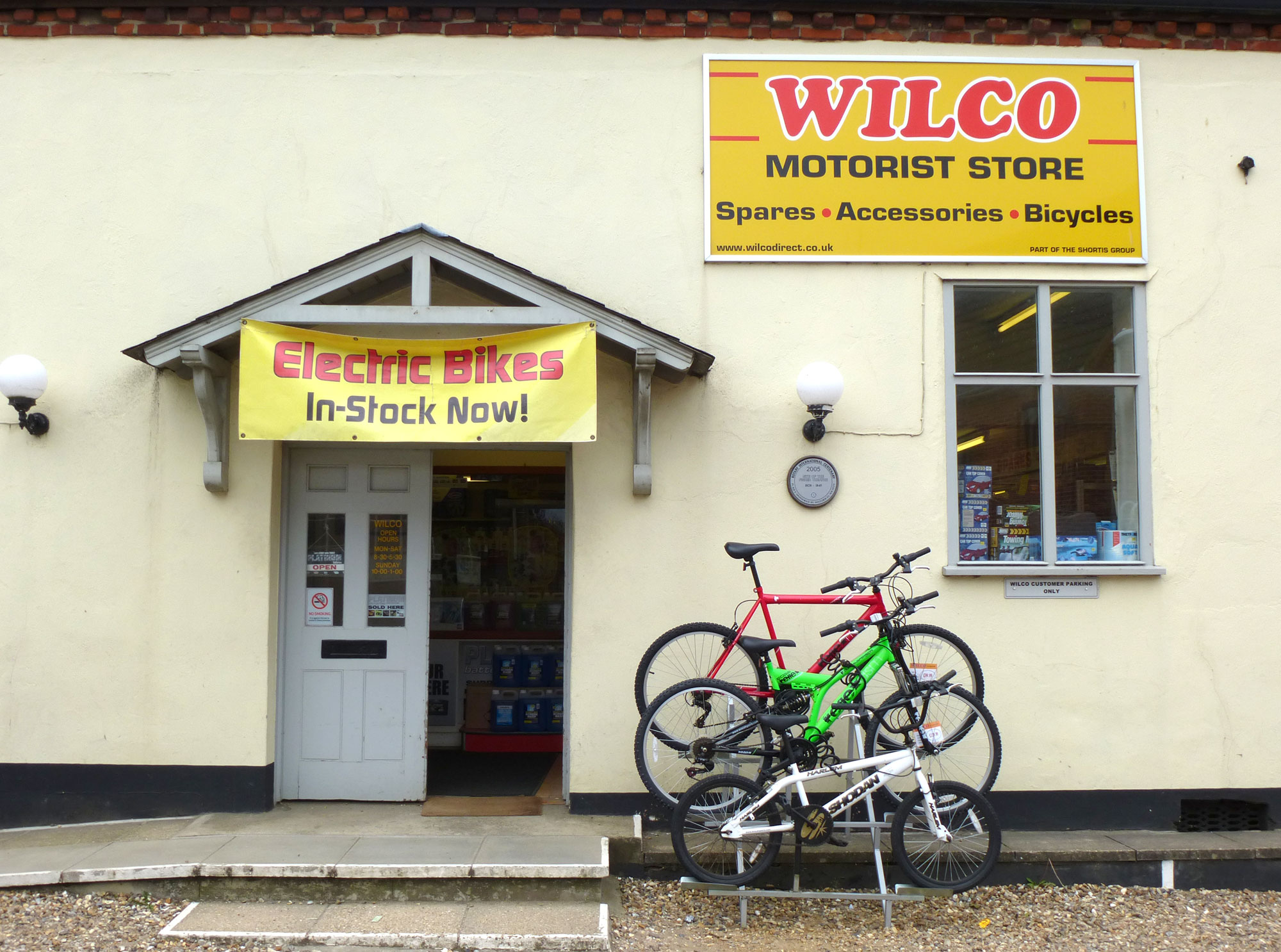 North Walsham Wilco Direct Wiring Harness Adaptor Halfords Store Services