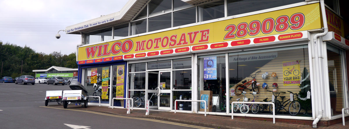 Wilco Motosave in Scunthorpe