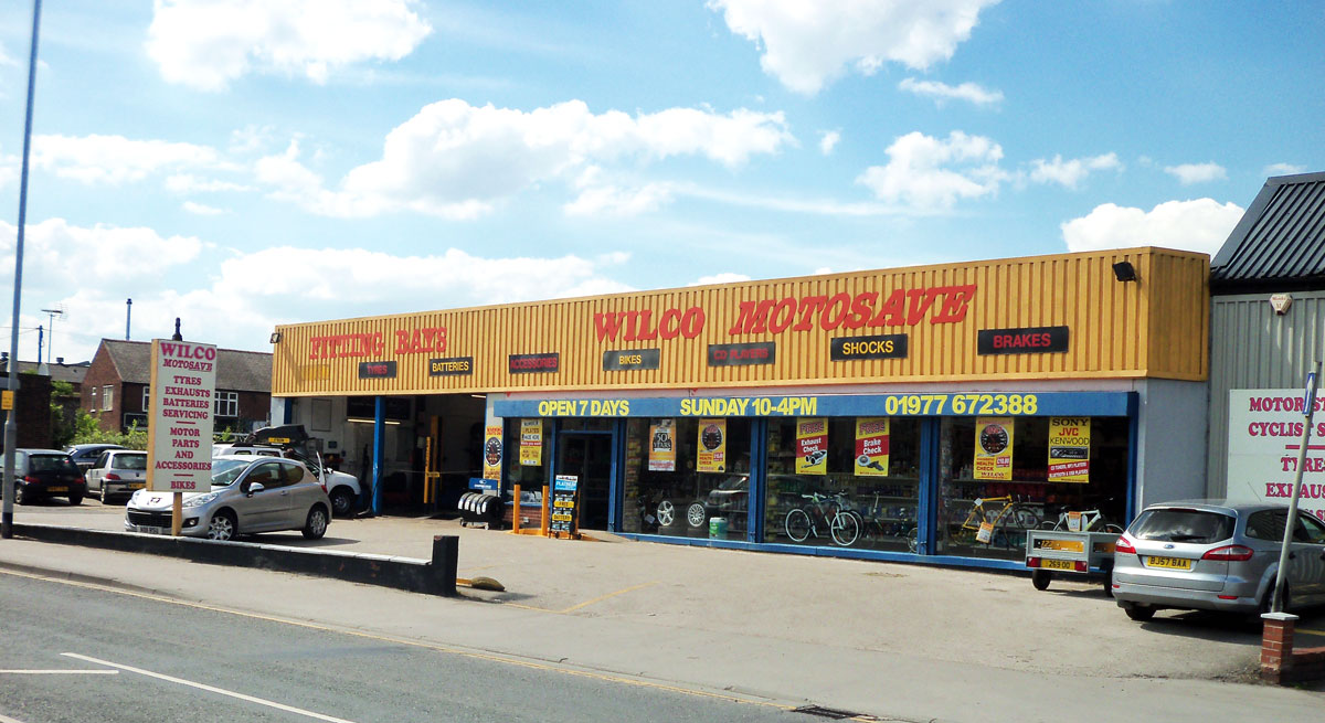 Wilco Motosave in Knottingley