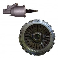 Image for Clutch Hydraulics