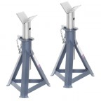 Image for Axle Stands - Pair of 2 - 4 Ton Capacity