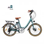 "Image for Juicy Poco E-Bike - River Blue - 17.5"" Frame"