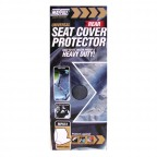 Image for Universal Nylon Rear Car Seat Cover