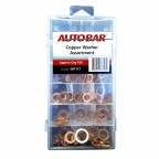 Image for Assorted Copper Washers - Pack 100