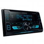 Image for Kenwood 2DIN Cd-Receiver Car Stereo