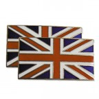 Image for Classic Union Jack Badge - Self Adhesive