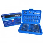 Image for BlueSpot Security Screwdriver Bit Set - 100 Piece