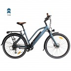 "Image for Juicy Roller E-Bike - Tor Blue - 18"" Frame"