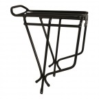 Image for Alloy Luggage Pannier Rack - Black