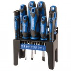 Image for Draper 21 Piece Screwdriver Set