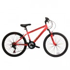 "Image for Falcon Raptor Mountain Bike - Red - 24"" Wheels"