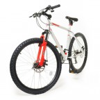"Image for XC Mountain BiKE Gents - White & Red - 20"" Frame"