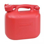 Image for Petrol can Plastic Leaded Fuel Can - 5 Litres