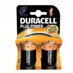 Image for Duracell Batteries - D Size (LR20) - 1.5V Alkaline - Pack of 2
