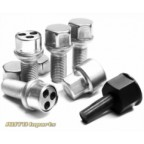 Image for 167-II 17mm Trilock Locking Wheel Bolts