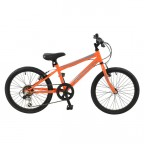 "Image for Falcon Jetstream Mountain Bike - Orange - 20"" Wheels"
