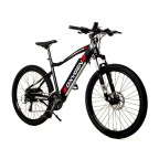 "Image for Oxygen S-Cross Electric MTB - Black  - 19""/650B/13A"