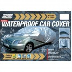 Image for Premium Waterproof Vented Car Cover - Large