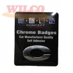 Image for Chrome Badge C