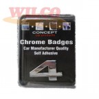 Image for Chrome Badge 4