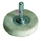 Image for Buffing Wheel With Quick Chuck - 50mm