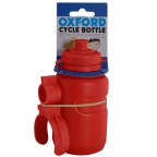 Image for Kids Water Bottle with Bracket - Red