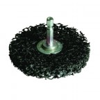 Image for Abrasive Wheel With Quick Chuck - 75mm