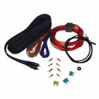 Image for 30 Amp (360 Watt Max) Complete Amplifier Wiring Kit