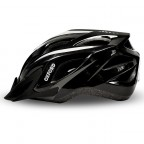 Image for F21 Tornado Black/White Cycle Helmet - Medium