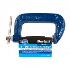 "Image for Blue Spot 3"" Fine Thread G-clamp"