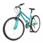 "Image for Ladies Mountain BiKE - Turquoise Matt - 17"" Frame"