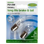 Image for 12v P21/5w Longlife Brake and Tail Bulb