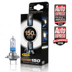 Image for H7 Ring Automotive Xenon 150% Headlight Performance Bulbs - Pack of 2