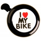 Image for Bicycle Bell - I Love My Bike