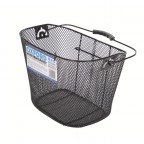 Image for Mesh Basket with Bracket - Black