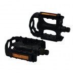 "Image for Resin MTB Pedals 9/16"" - Black"