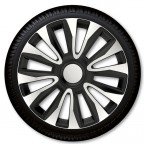 "Image for 15"" AVALONE SILVER BLACK WHEEL TRIM"