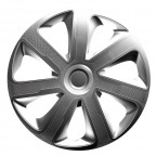 "Image for 15"" Livorno Carbon Wheel Trims - Set 4"