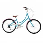 "Image for Elswick Eternity Heritage Bike - Light Blue - 13"" Frame"