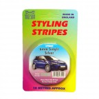 Image for 6mm Styling Stripe - Pin Silver - 10m