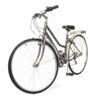"Image for Trekking BiKE Ladies - Grey - 17"" Frame"