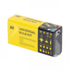 Image for AA Universal Bulb Kit - H1 H4 H7